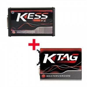 KESS V2 & KTAG 7 ECU Programming Tools