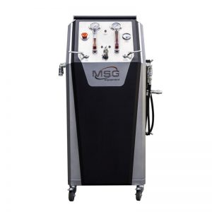 MSG MS603N – 220V – TEST BENCH FOR DIAGNOSTICS AND FLUSHING OF POWER STEERING SYSTEMS