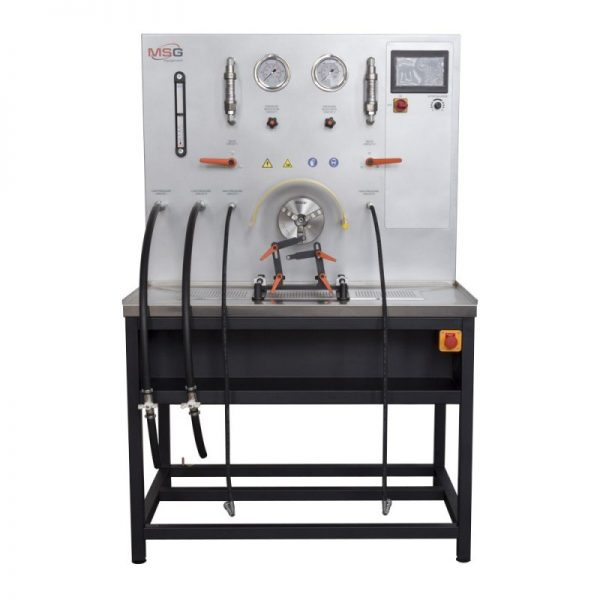 MSG MS604 – TEST BENCH FOR HYDRAULIC POWER STEERING PUMPS